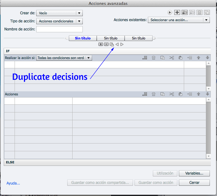 What's new in Adobe Captivate 7.0.1 - duplicate decisions