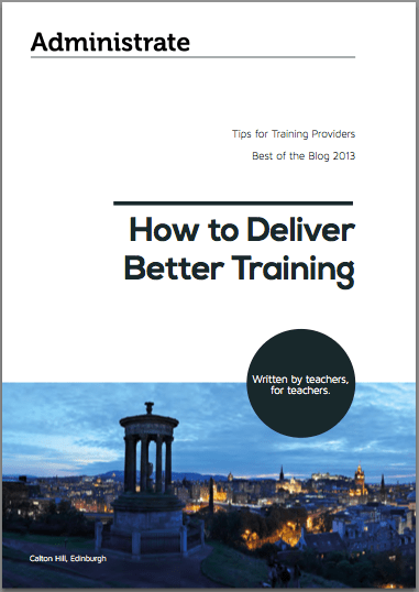 How to deliver better training