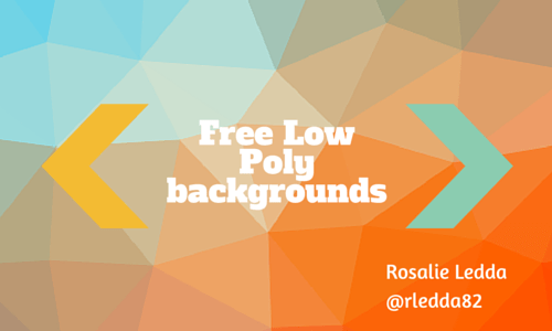 Free low poly images
